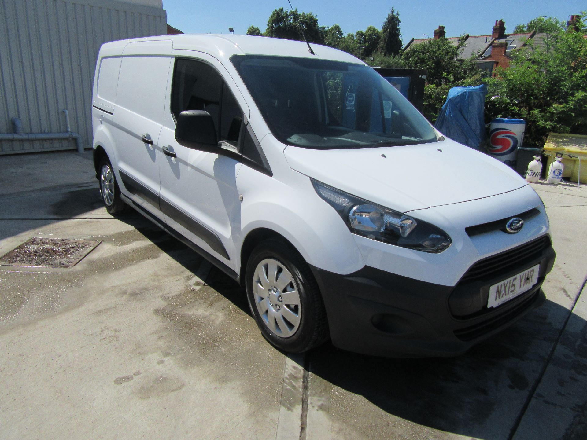 2015 Ford Transit Connect 16 Tdci 75ps Van L2 2 X Sliding Doors