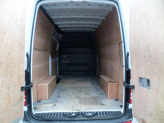 2015 Mercedes-Benz Sprinter 313 CDI MWB 3.5T High Roof EURO 5 (KJ15OJZ) Image 15
