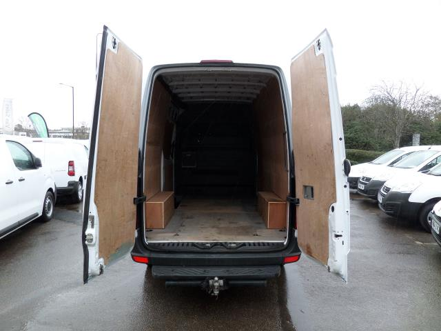 2015 Mercedes-Benz Sprinter 313 CDI MWB 3.5T High Roof EURO 5 (KJ15OJZ) Image 12
