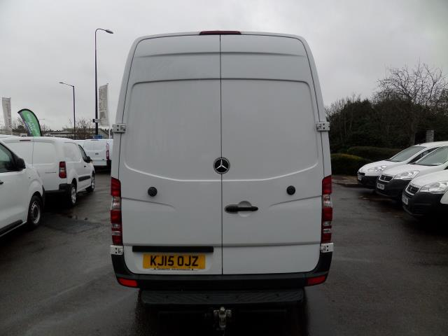 2015 Mercedes-Benz Sprinter 313 CDI MWB 3.5T High Roof EURO 5 (KJ15OJZ) Image 2
