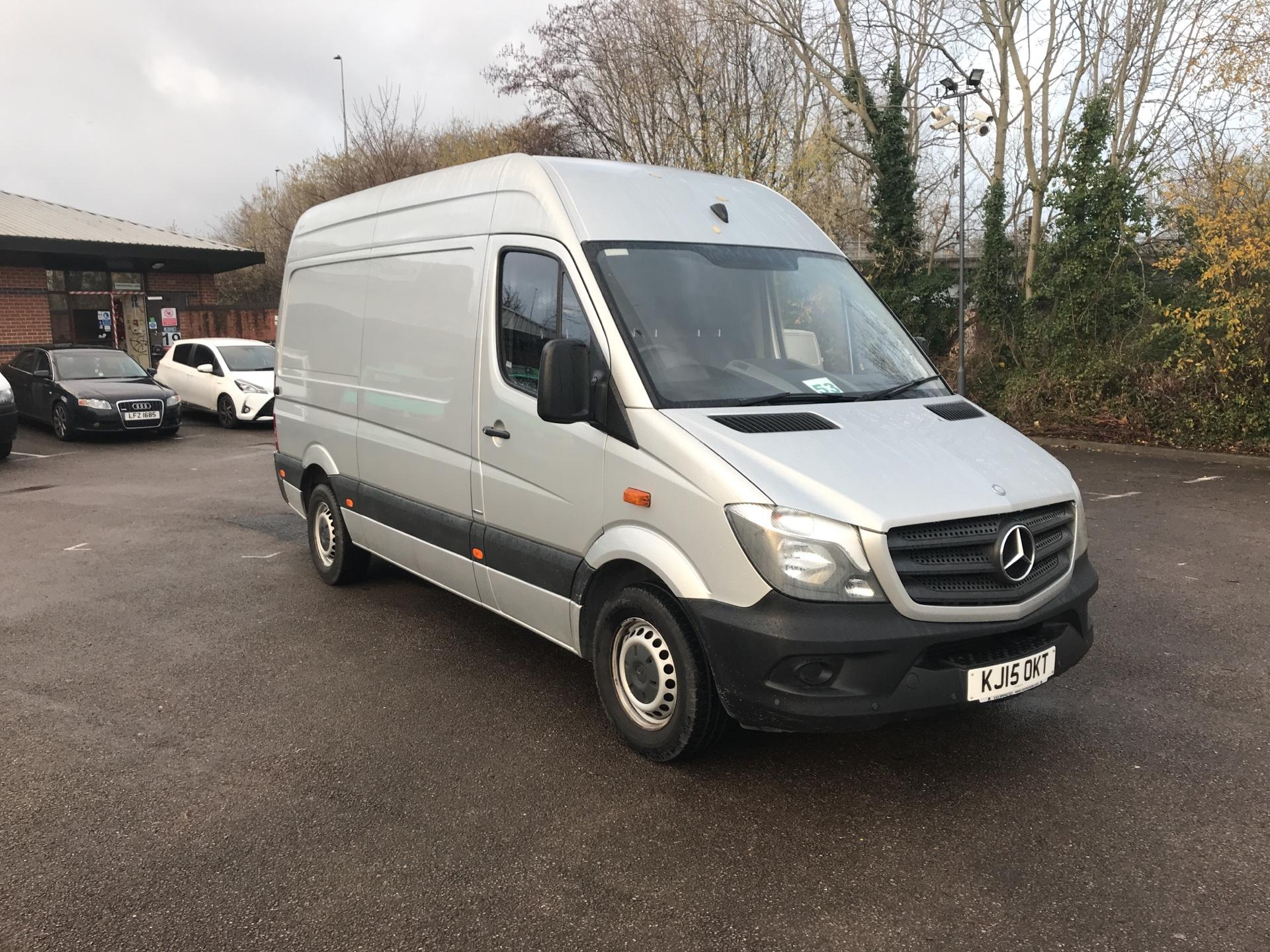 2015 Mercedes-Benz Sprinter  313 MWB H/R BLUE EFFICIENCY EURO 5 (KJ15OKT)