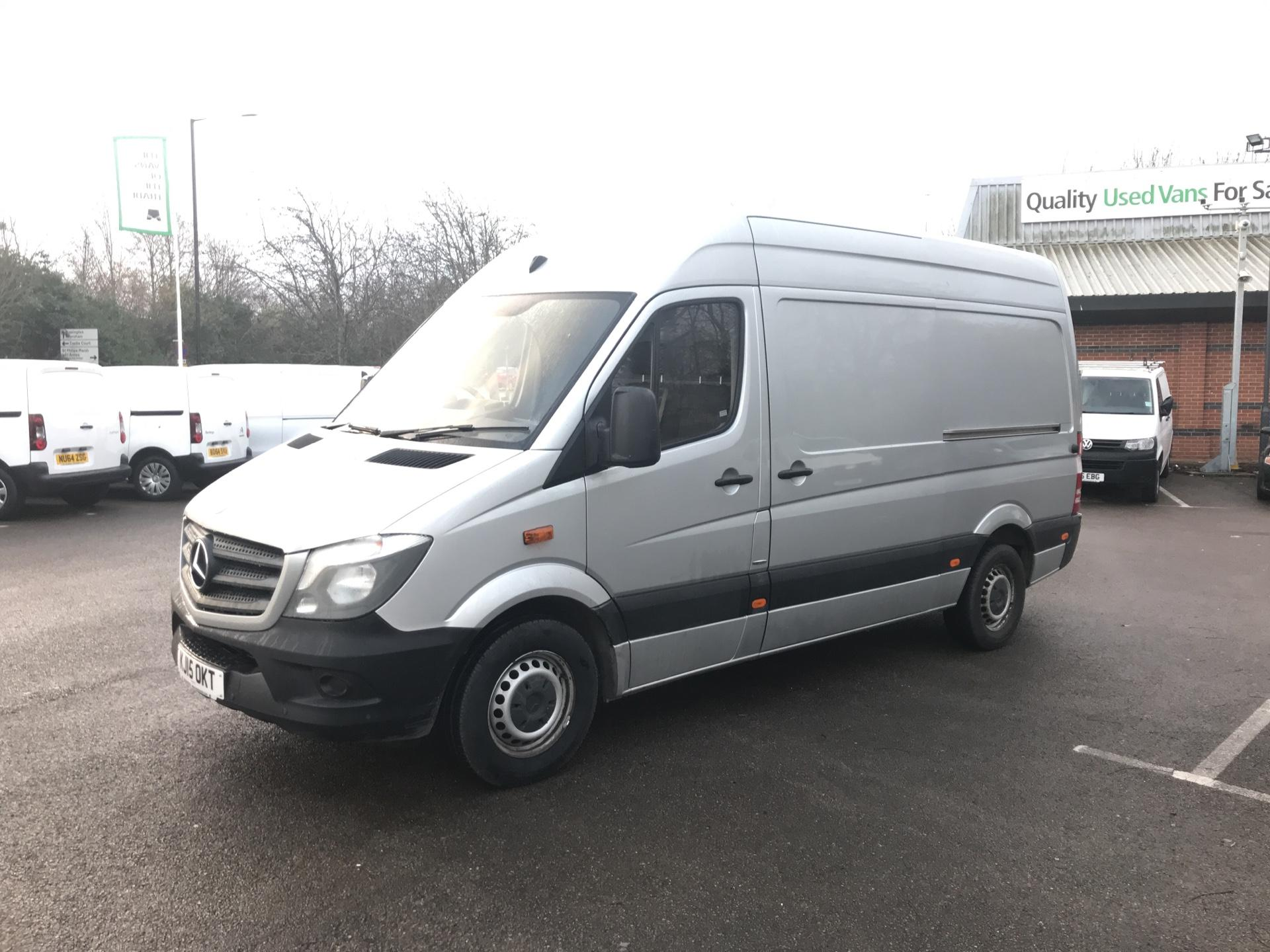 2015 Mercedes-Benz Sprinter  313 MWB H/R BLUE EFFICIENCY EURO 5 (KJ15OKT) Image 7
