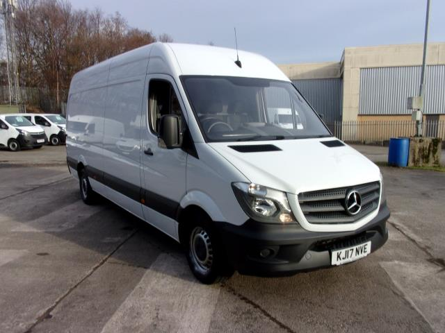 2017 Mercedes-Benz Sprinter 314CDI LWB High Roof Van (KJ17NVE)