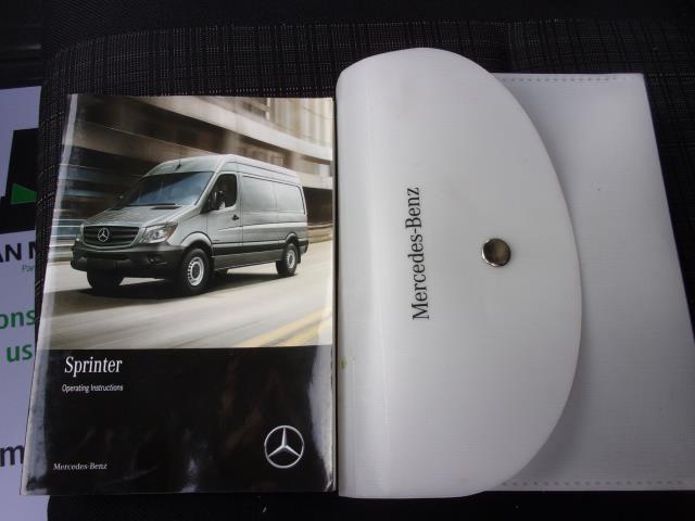 2017 Mercedes-Benz Sprinter 314CDI LWB High Roof Van (KJ17NVE) Image 22