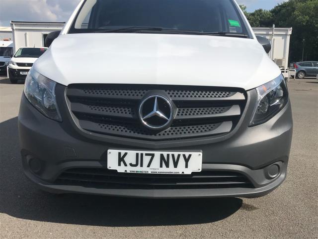 2017 Mercedes-Benz Vito LONG 111CDI VAN EURO 6  (KJ17NVY) Image 12