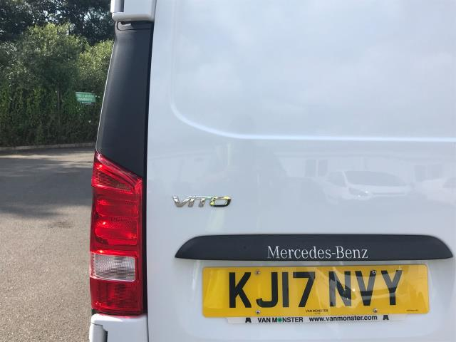 2017 Mercedes-Benz Vito LONG 111CDI VAN EURO 6  (KJ17NVY) Image 16