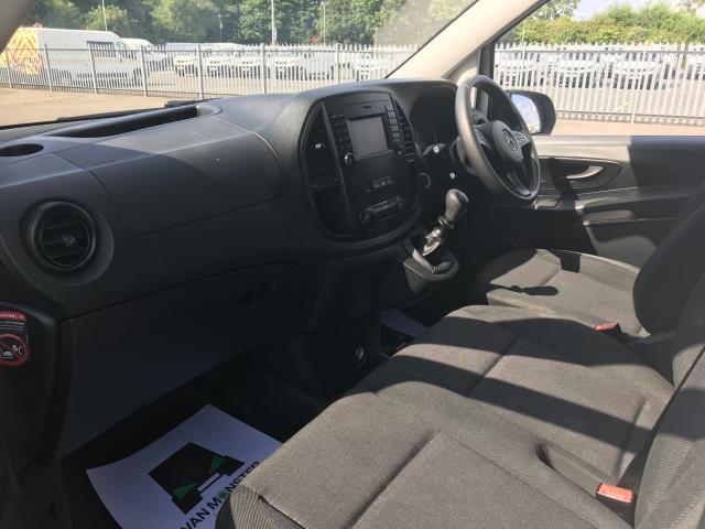 2017 Mercedes-Benz Vito LONG 111CDI VAN EURO 6  (KJ17NVY) Image 17