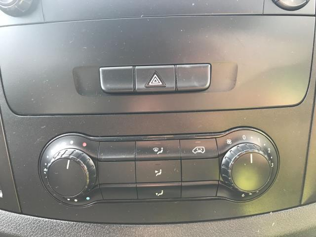 2017 Mercedes-Benz Vito LONG 111CDI VAN EURO 6  (KJ17NVY) Image 22