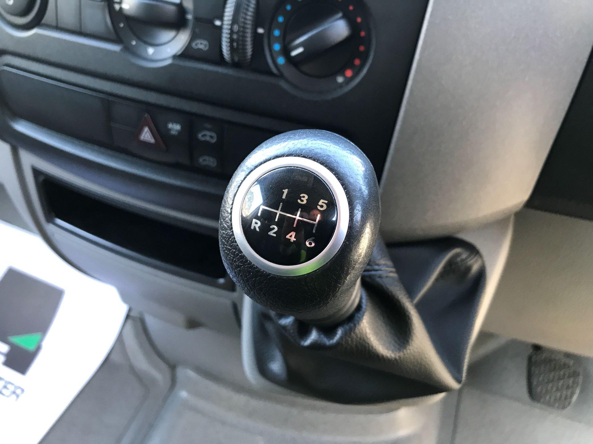 2017 Mercedes-Benz Sprinter 314CDI LWB HIGH ROOF 140PS EURO 6 (KJ17NWK) Image 4
