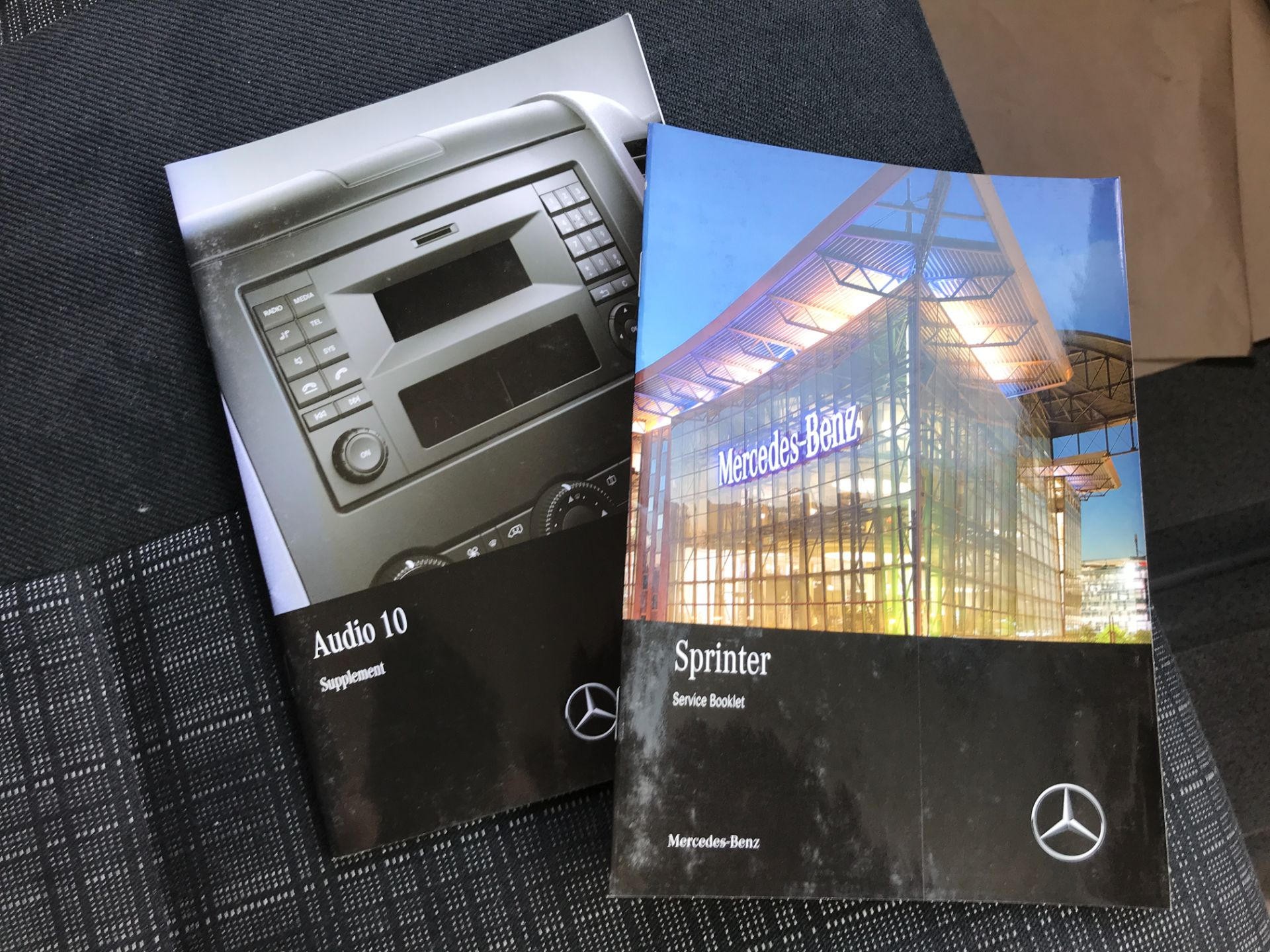 2017 Mercedes-Benz Sprinter 314CDI DOUBLE CAB TIPPER 140PS EURO 6 (KJ17NWR) Image 22