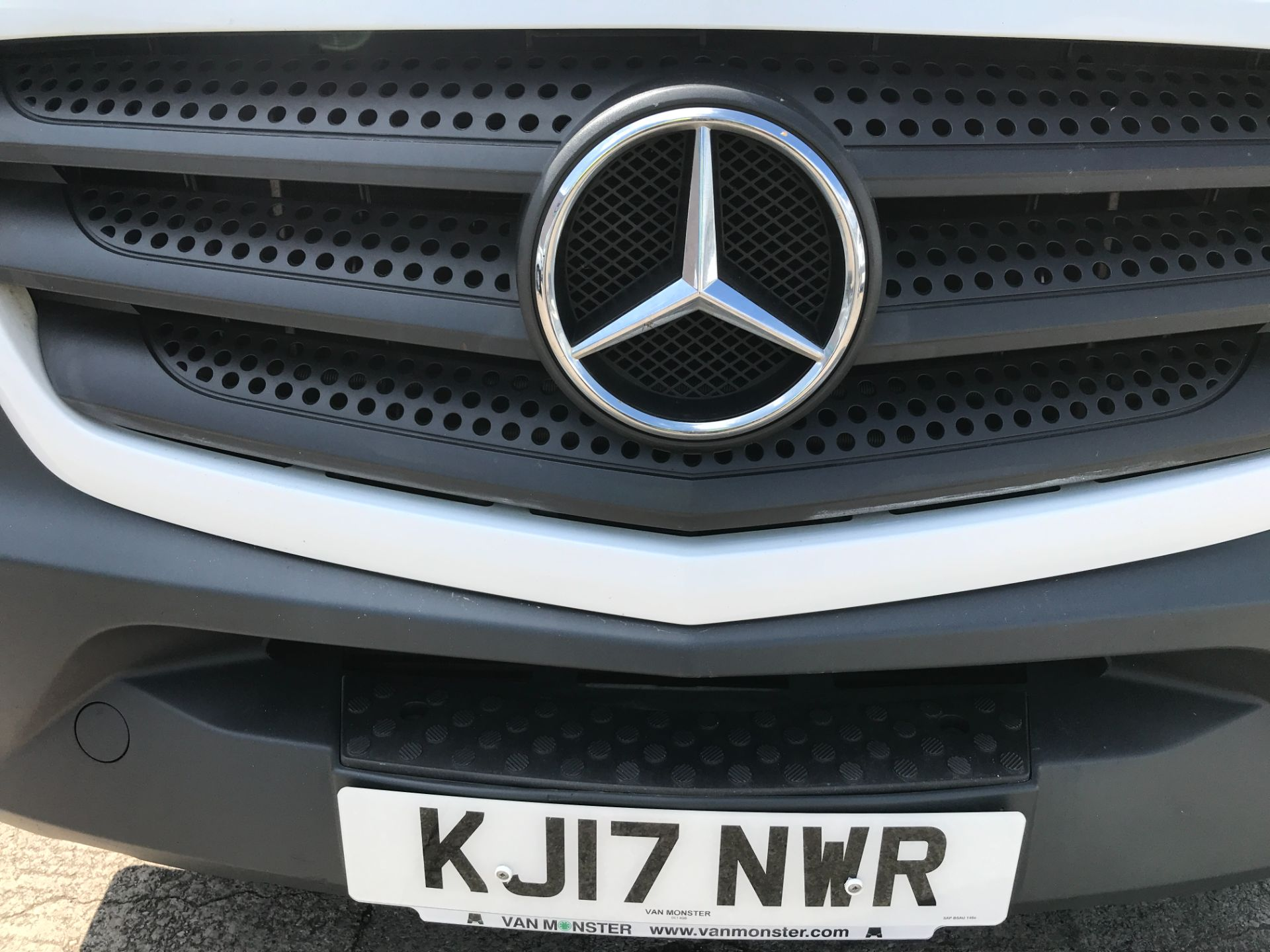 2017 Mercedes-Benz Sprinter 314CDI DOUBLE CAB TIPPER 140PS EURO 6 (KJ17NWR) Image 24