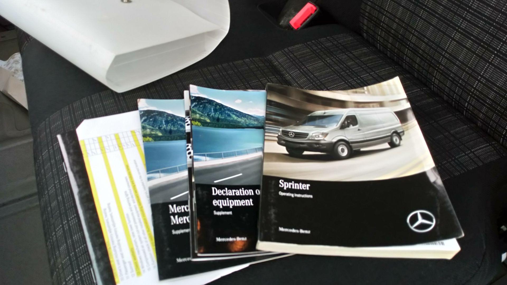 2017 Mercedes-Benz Sprinter 314Cdi Double Cab Tipper  (KJ17NXD) Image 15