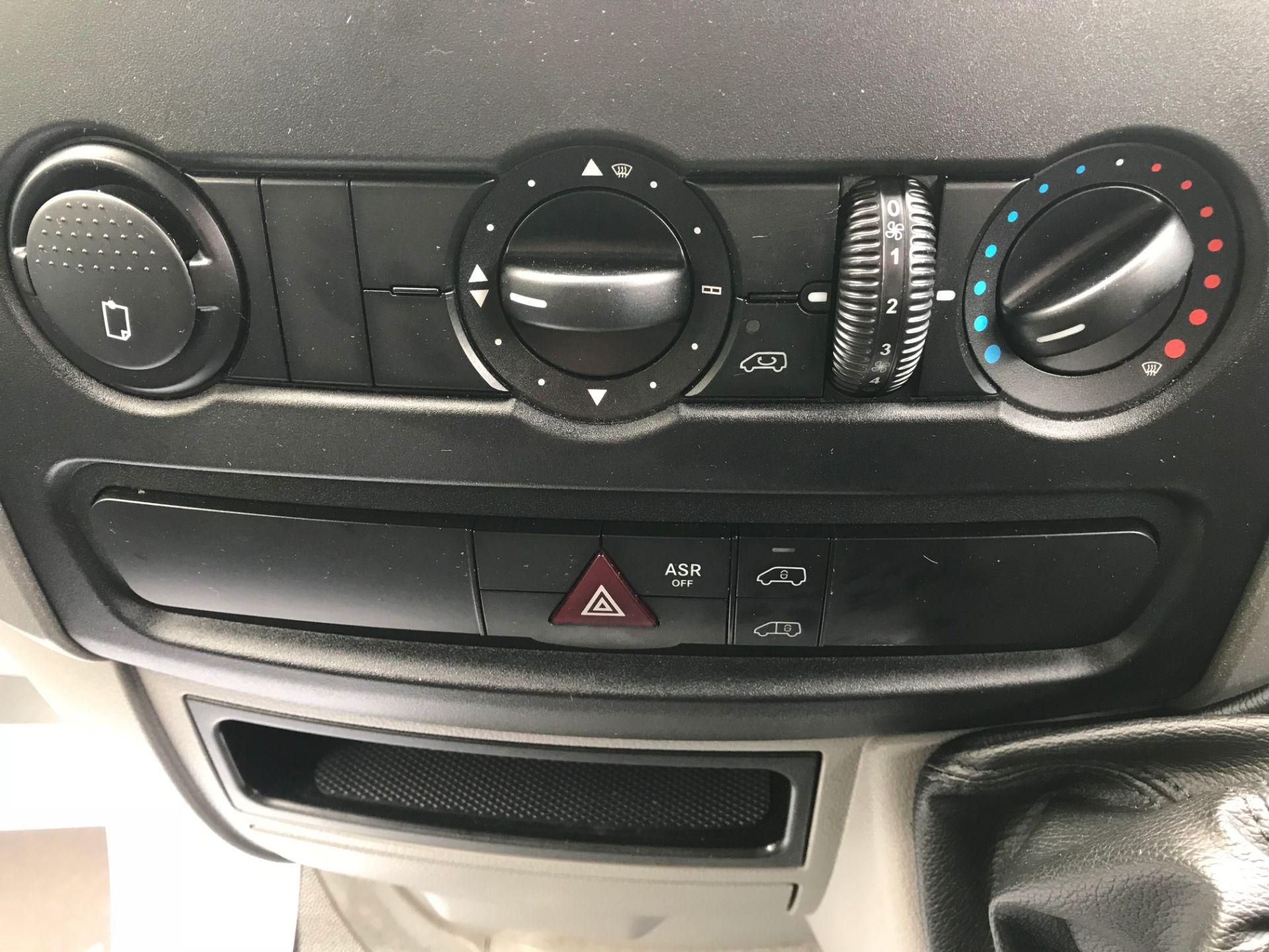 2017 Mercedes-Benz Sprinter 314 LWB H/R VAN EURO 6 (KJ17NXK) Image 20
