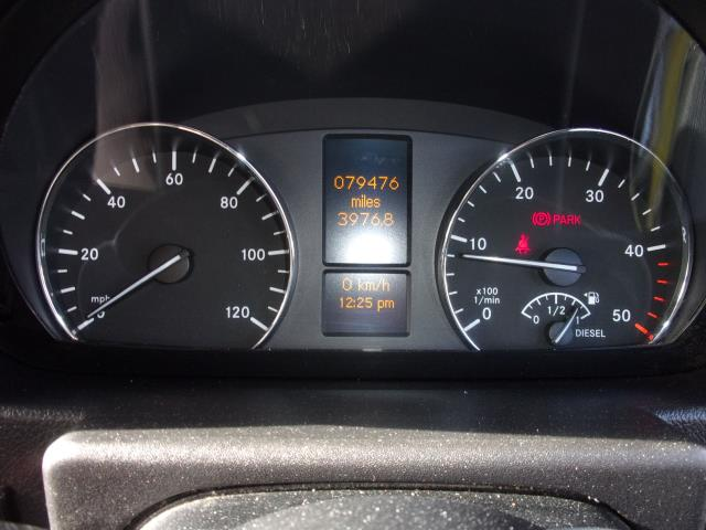 2017 Mercedes-Benz Sprinter 314CDi LWB High Roof Van (KJ17NXW) Image 6