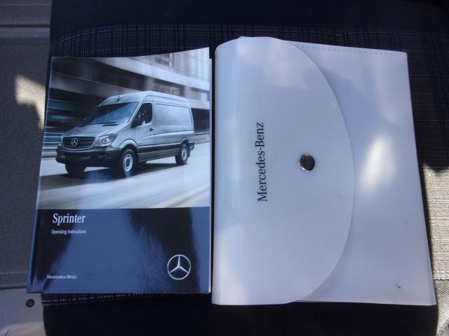 2017 Mercedes-Benz Sprinter 314Cdi LWB 3.5T High Roof Van (KJ17NYK) Image 23