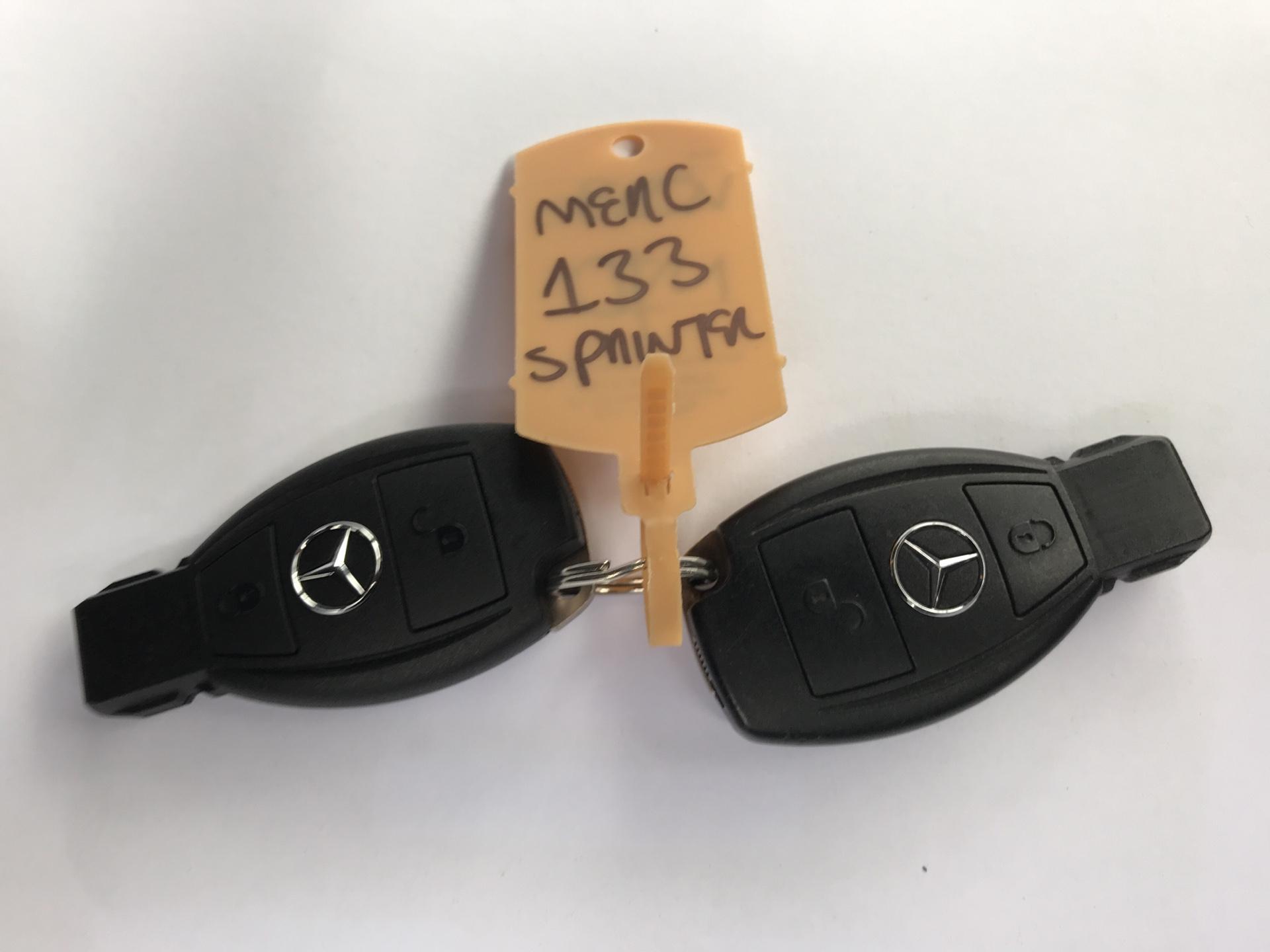 2017 Mercedes-Benz Sprinter 314 LWB H/R VAN EURO 6 (KJ17NYO) Image 18