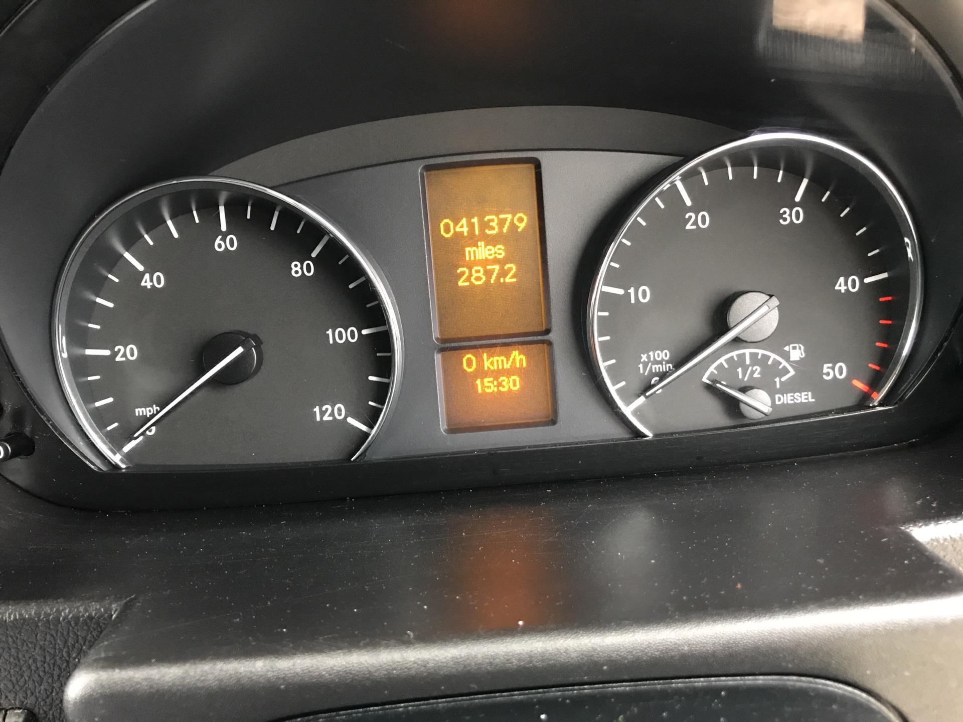 2017 Mercedes-Benz Sprinter 314 LWB H/R VAN EURO 6 (KJ17NYO) Image 13