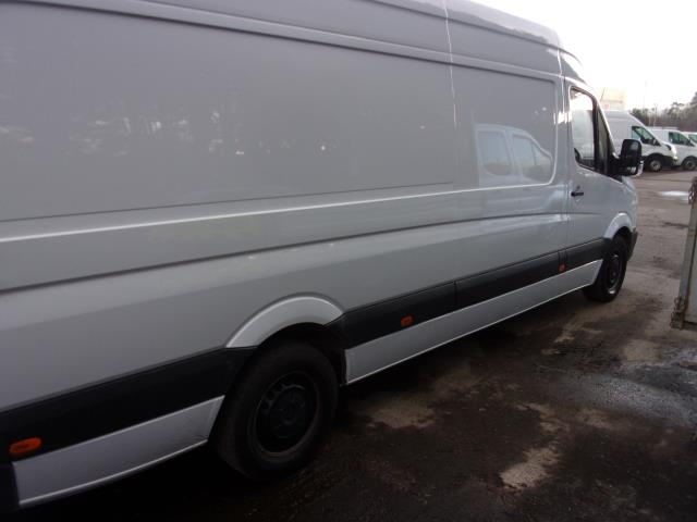 2017 Mercedes-Benz Sprinter 314CDi LWB High Roof Van (KJ17NZP) Image 6