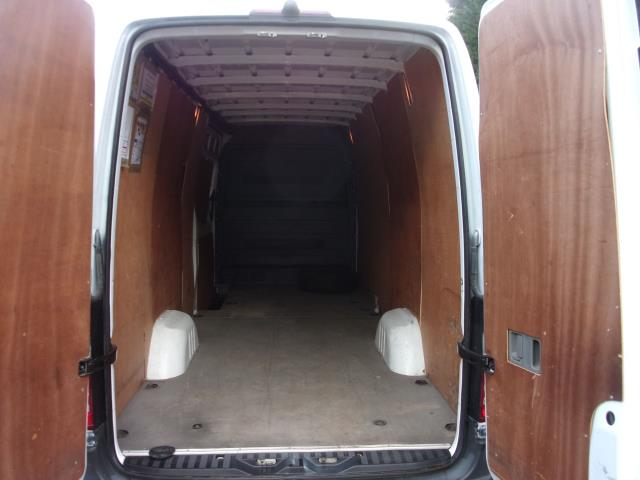 2017 Mercedes-Benz Sprinter 314CDi LWB High Roof Van (KJ17NZP) Image 4