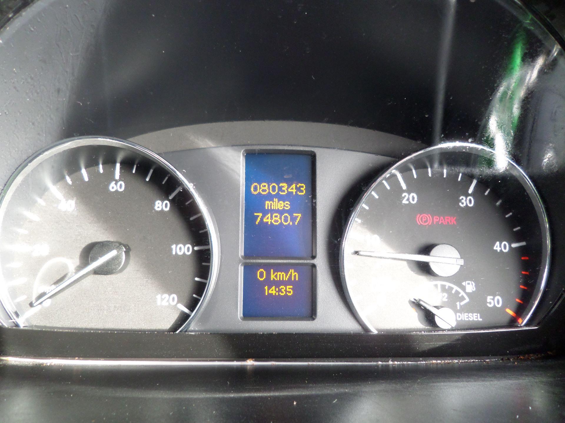 2017 Mercedes-Benz Sprinter 314 MWB Euro 6 (KJ17NZR) Image 13