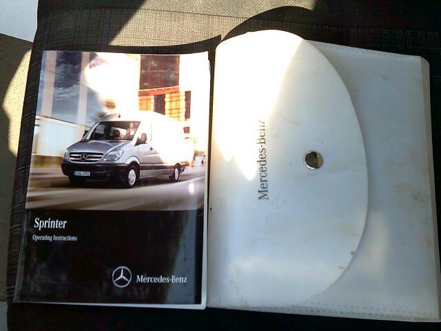 2017 Mercedes-Benz Sprinter 314Cdi  LWB Crew Cab Tipper  (KJ17OBK) Image 21