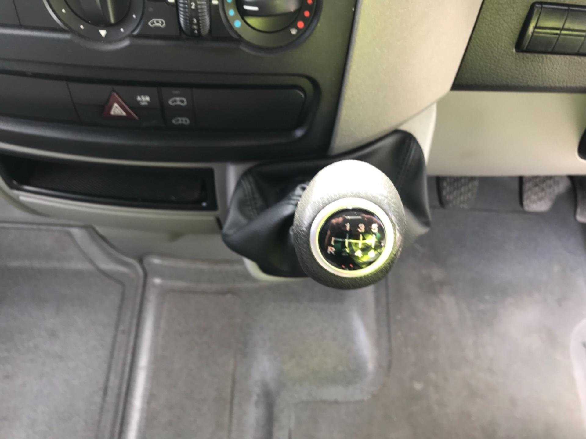 2017 Mercedes-Benz Sprinter 314 LWB H/R VAN EURO 6 (KJ17OBR) Image 12