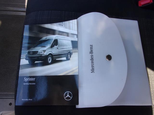 2017 Mercedes-Benz Sprinter 314CDi 3.5T LWB High Roof Van (KJ17OCH) Image 23