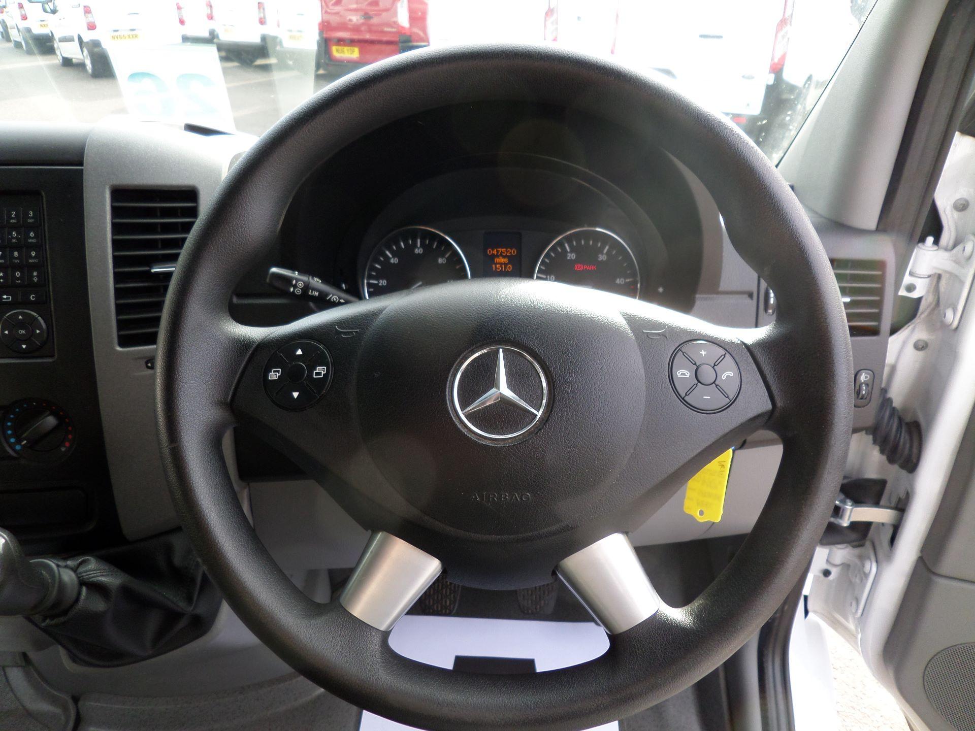 2017 Mercedes-Benz Sprinter  314 LWB H/R VAN EURO 6 (KJ17OCX) Image 5