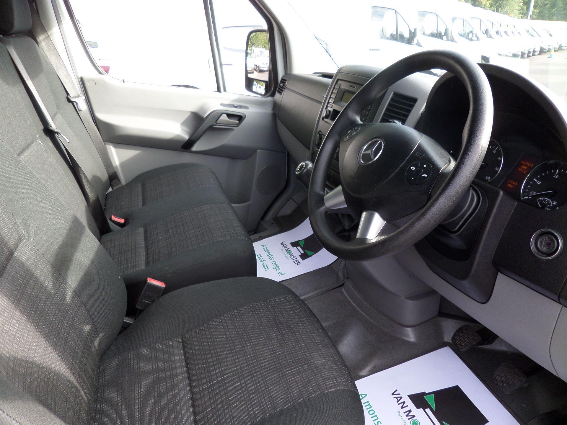 2017 Mercedes-Benz Sprinter  314 LWB H/R VAN EURO 6 (KJ17OCX) Image 2