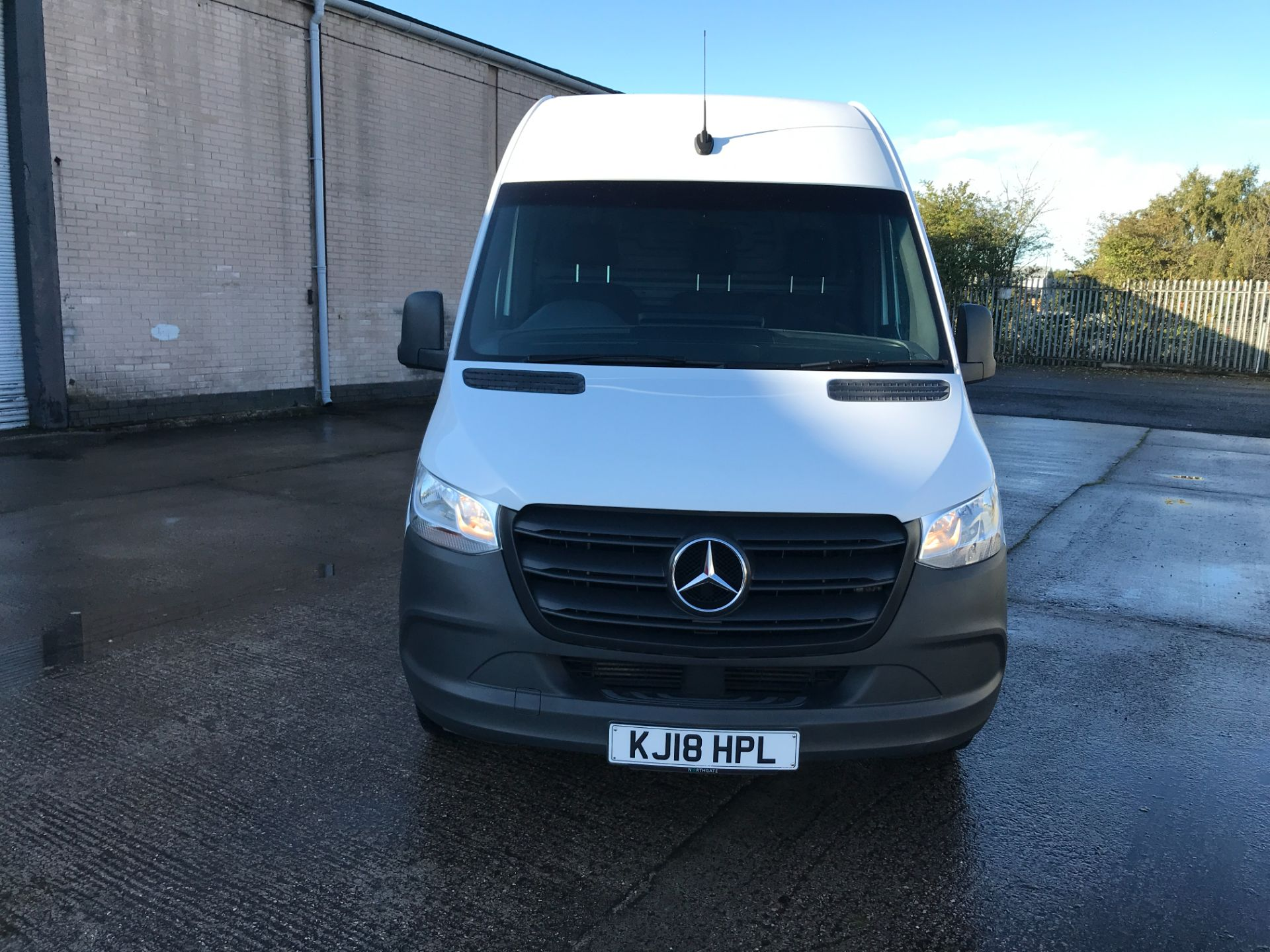 2018 Mercedes-Benz Sprinter 314CDI L3 H2 140PS EURO 6 (KJ18HPL) Thumbnail 14