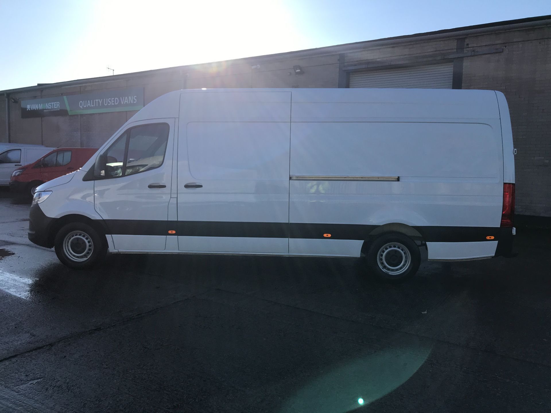 2018 Mercedes-Benz Sprinter 314CDI L3 H2 140PS EURO 6 (KJ18HPL) Thumbnail 11
