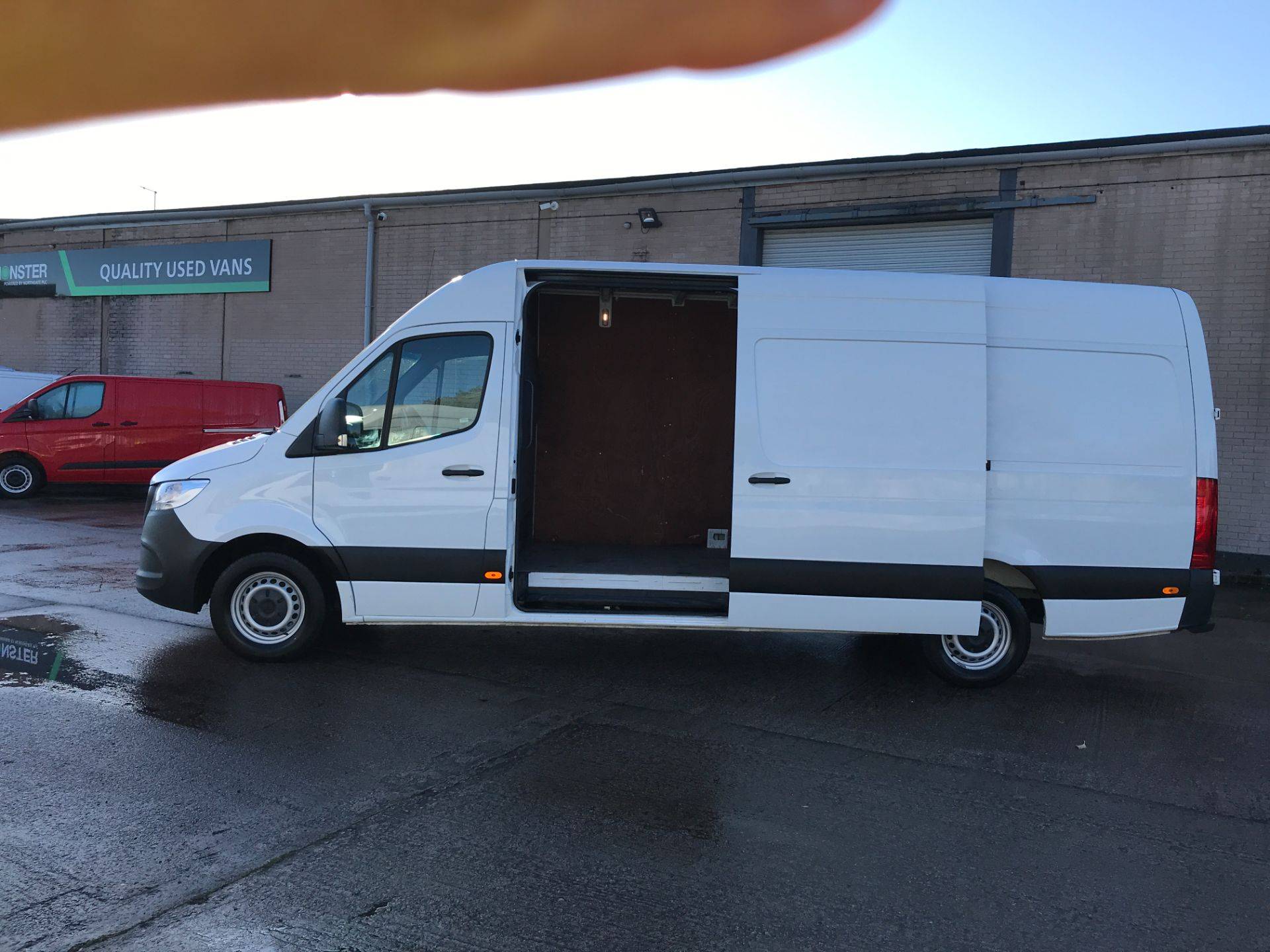 2018 Mercedes-Benz Sprinter 314CDI L3 H2 140PS EURO 6 (KJ18HPL) Thumbnail 19