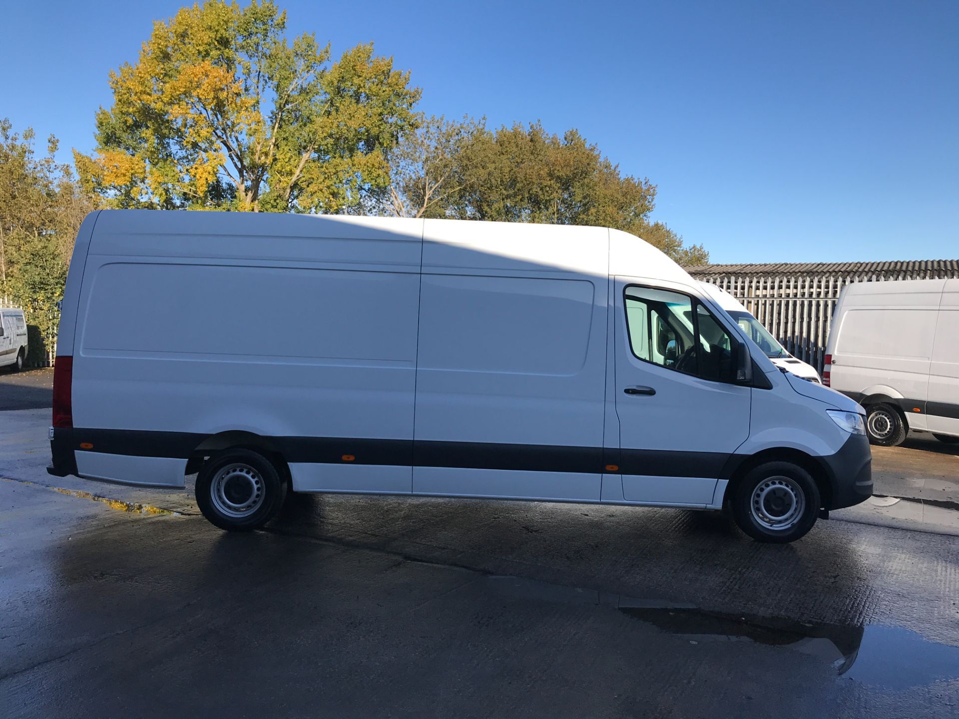 2018 Mercedes-Benz Sprinter 314CDI L3 H2 140PS EURO 6 (KJ18HPL) Thumbnail 7