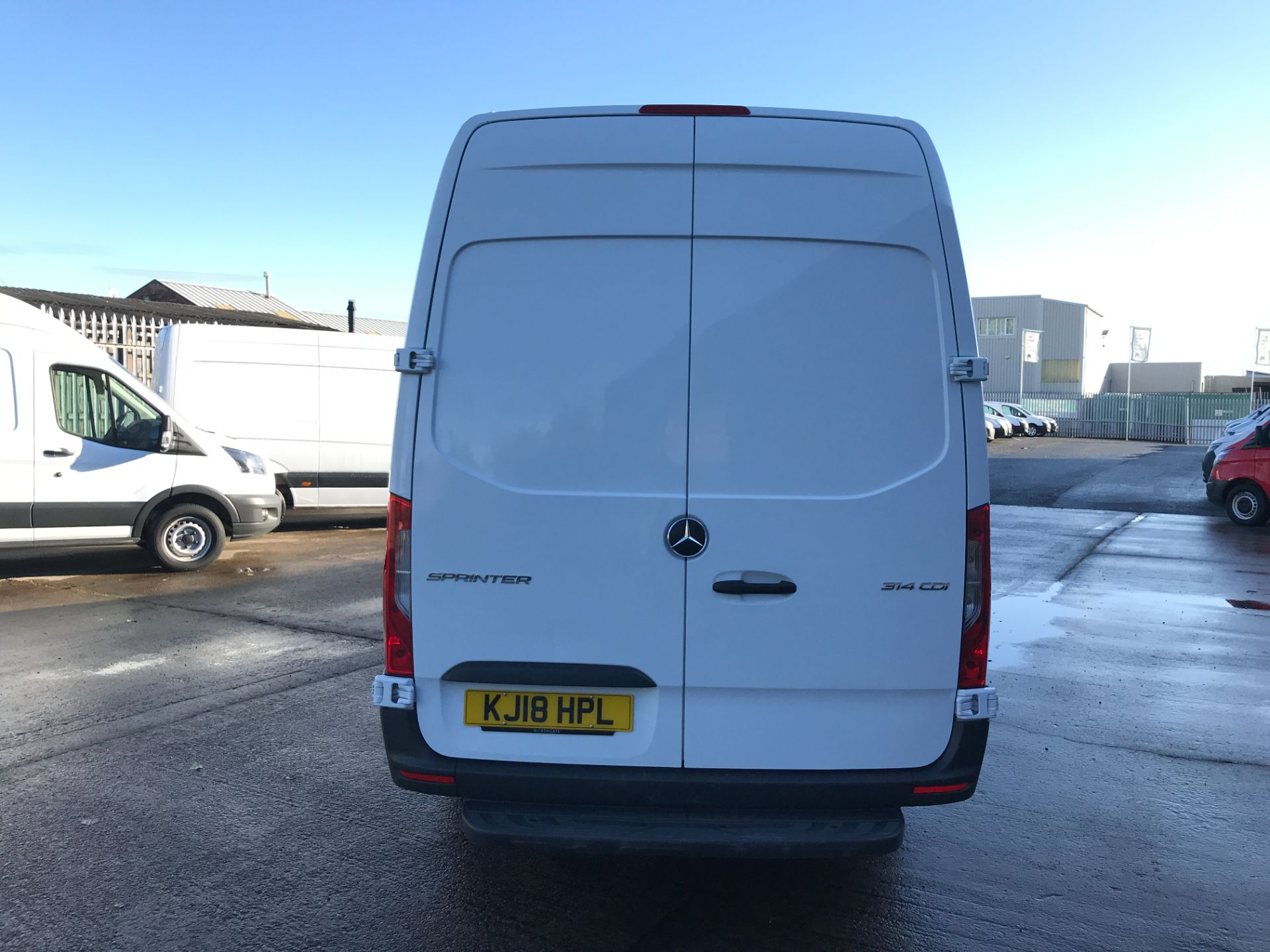 2018 Mercedes-Benz Sprinter 314CDI L3 H2 140PS EURO 6 (KJ18HPL) Thumbnail 9