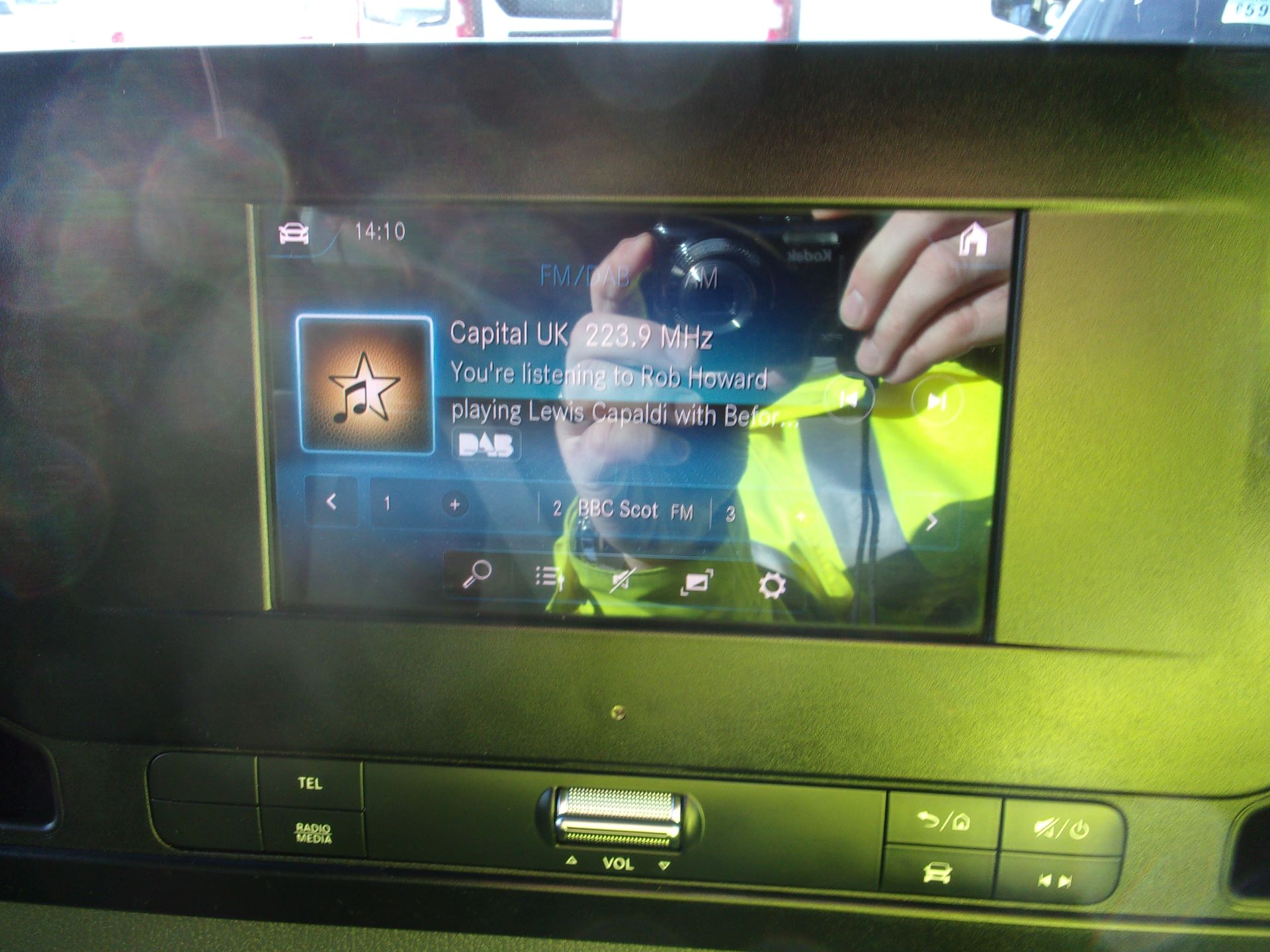 2018 Mercedes-Benz Sprinter 314 CDI L3 DIESEL RWD H2 VAN EURO 6 (KJ18HRN) Image 3