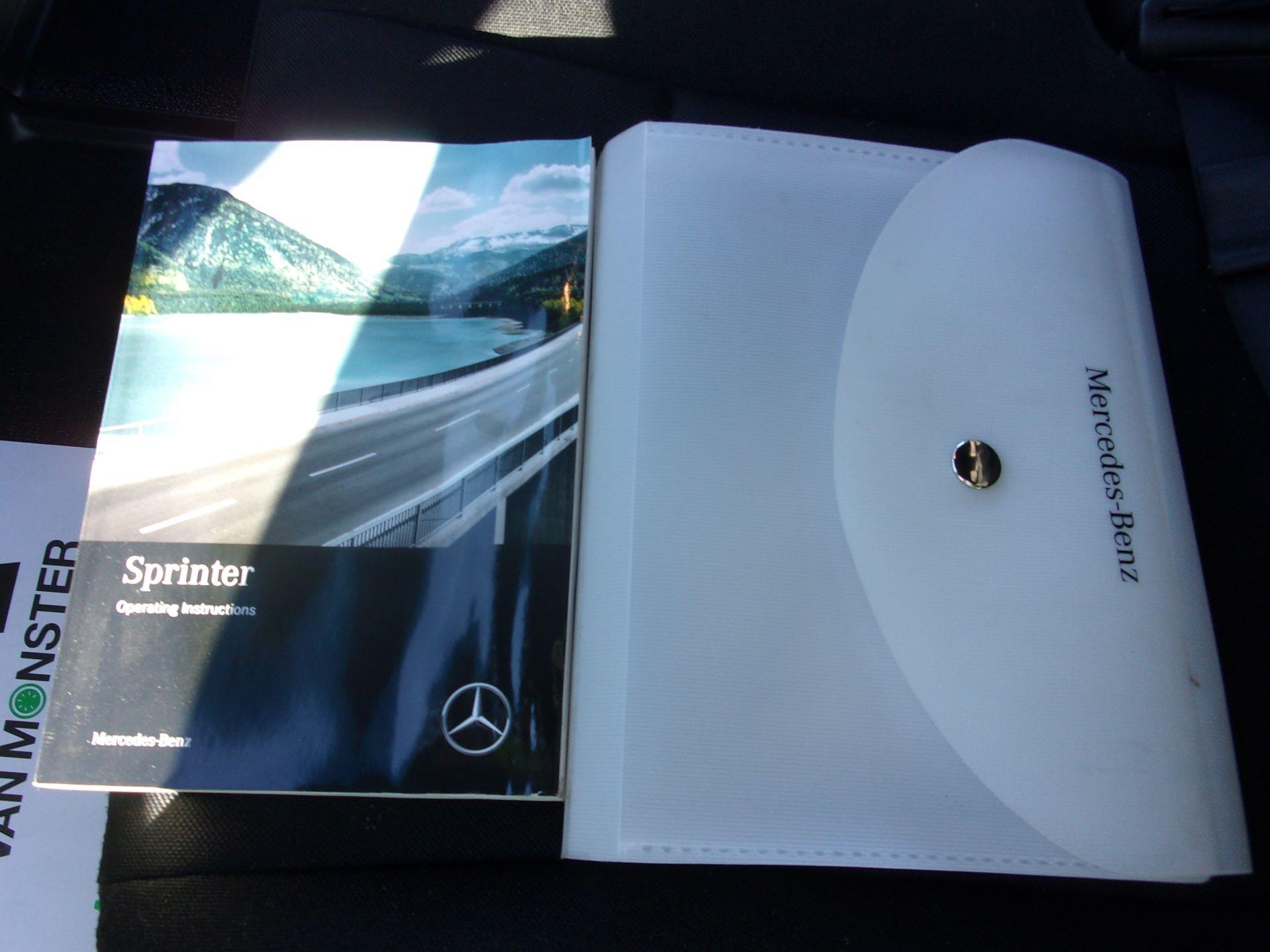 2018 Mercedes-Benz Sprinter 314 CDI L3 DIESEL RWD H2 VAN EURO 6 (KJ18HRN) Image 22