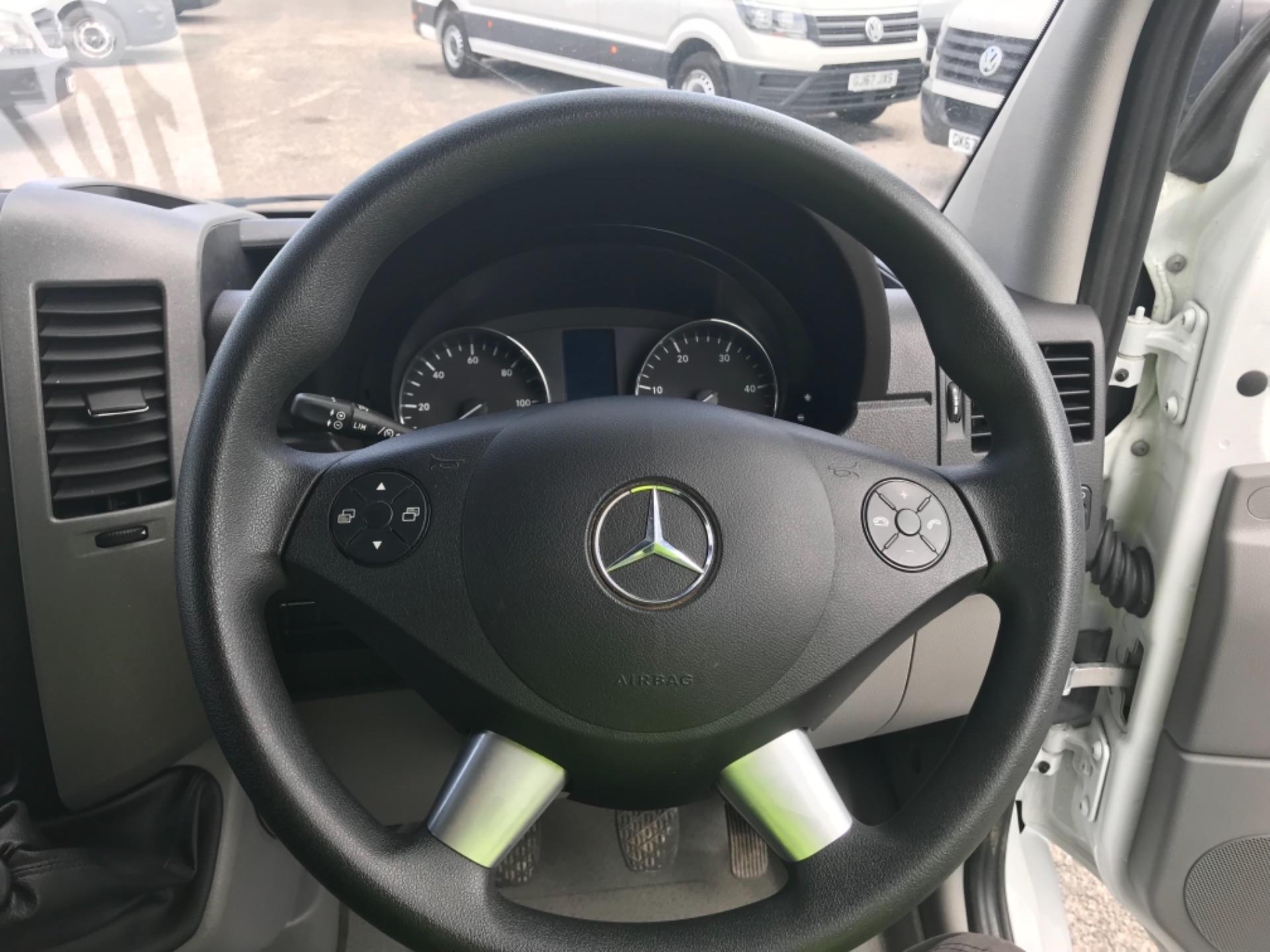 2017 Mercedes-Benz Sprinter 314 LWB H/R VAN EURO 6 (KK17BGX) Image 9