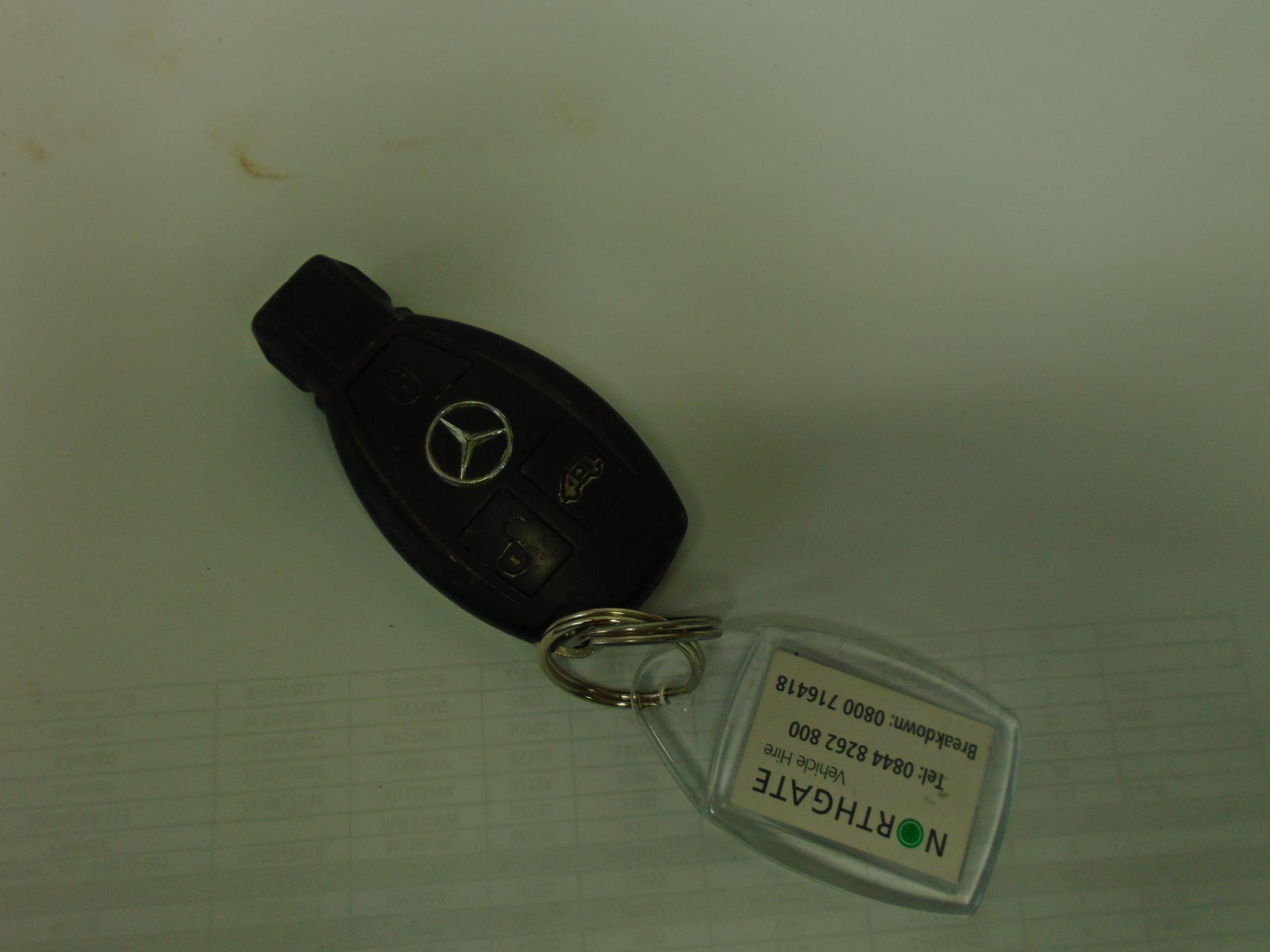 2017 Mercedes-Benz Vito 111Cdi Van (KK17BJX) Image 21