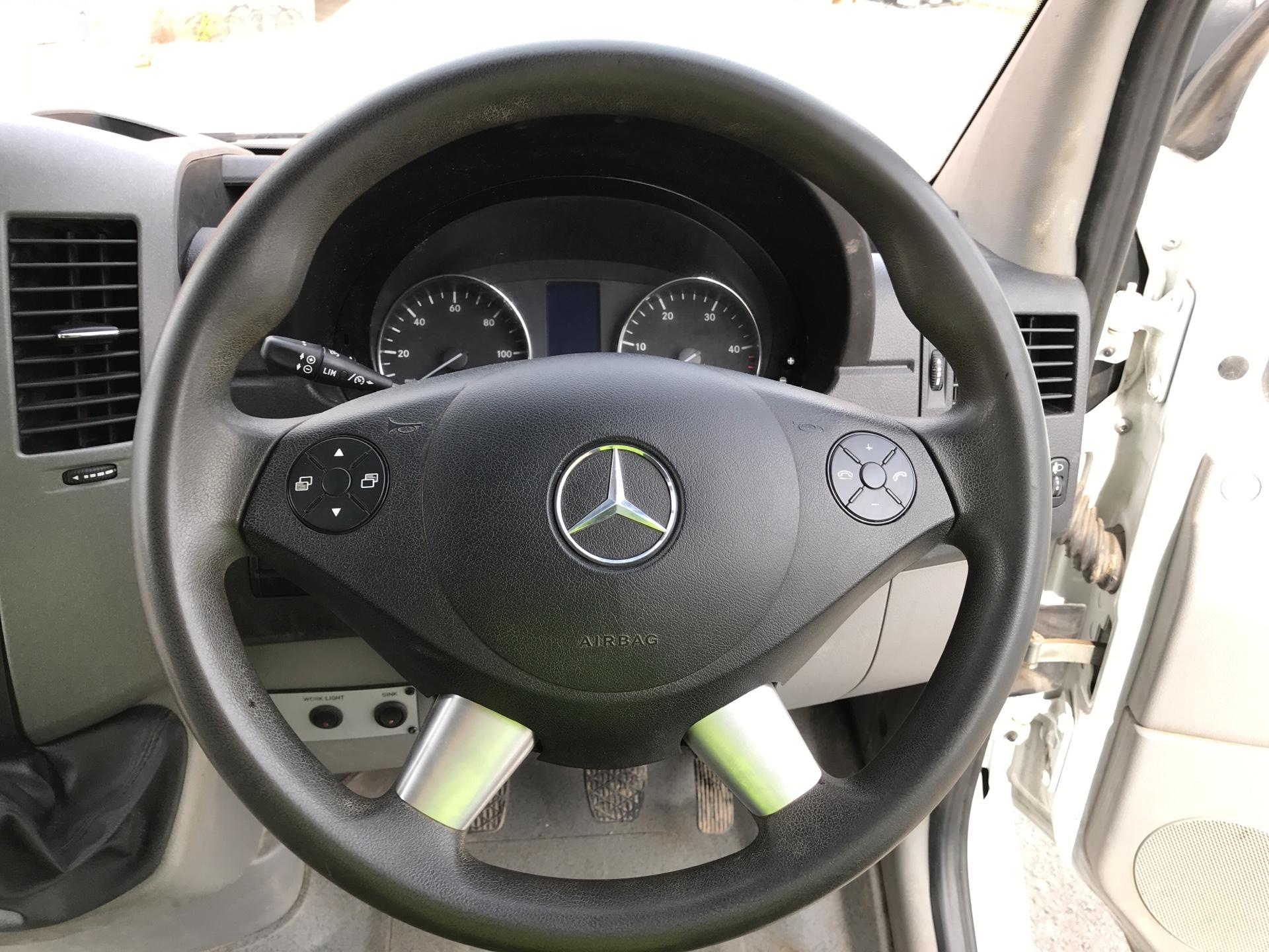 2017 Mercedes-Benz Sprinter 314 MWB H/R VAN EURO 6 (KK17BLV) Image 12