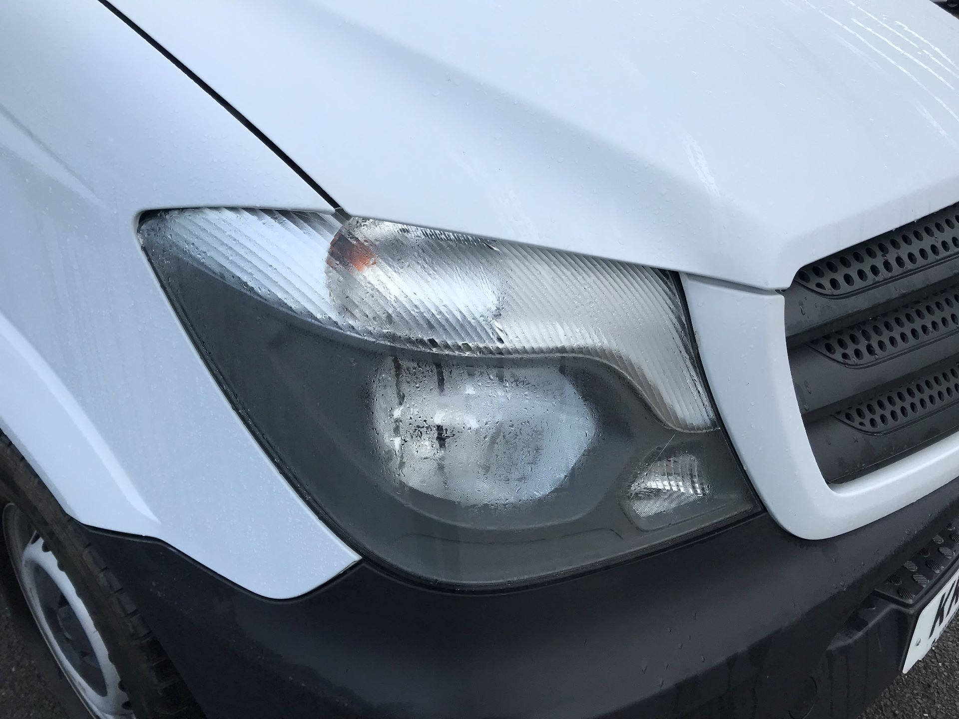 2017 Mercedes-Benz Sprinter  314 MWB H/R VAN EURO 6 (KK17BTY) Image 14