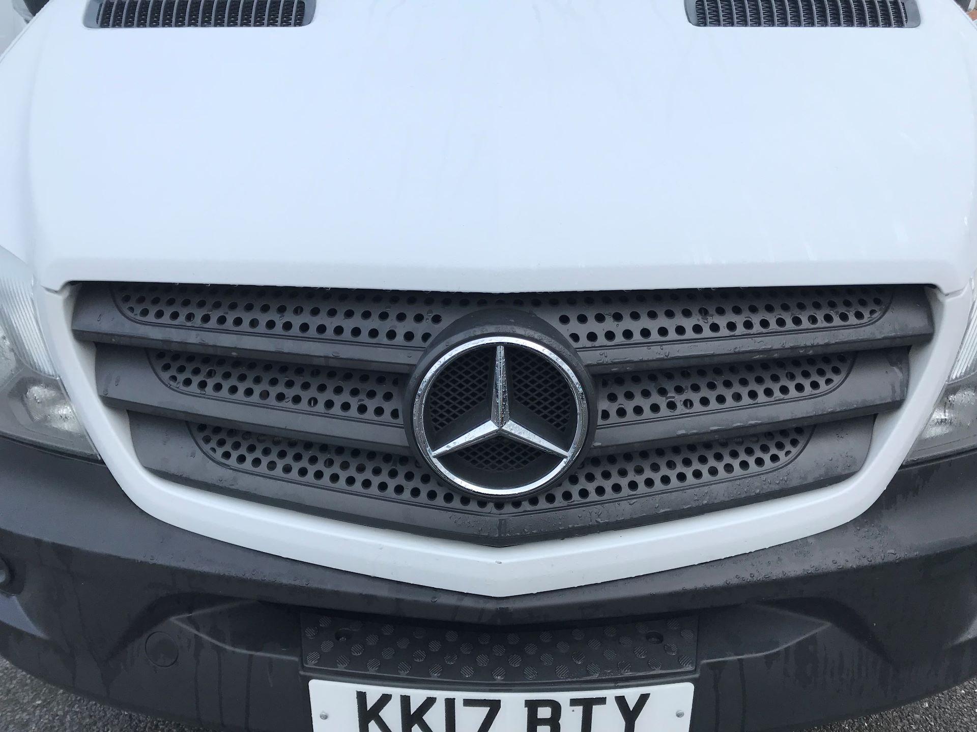 2017 Mercedes-Benz Sprinter  314 MWB H/R VAN EURO 6 (KK17BTY) Image 12