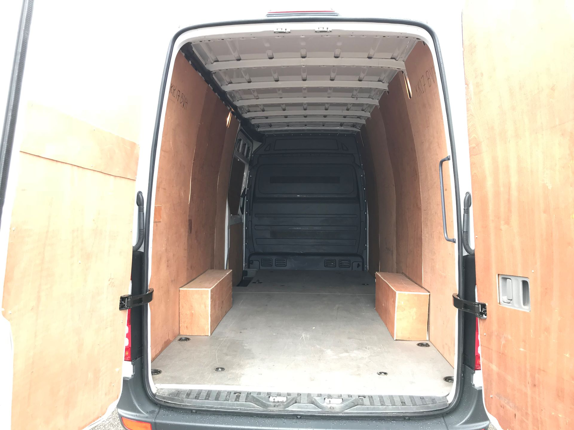 2017 Mercedes-Benz Sprinter 3.5T High Roof Van (KK17BVH) Image 16