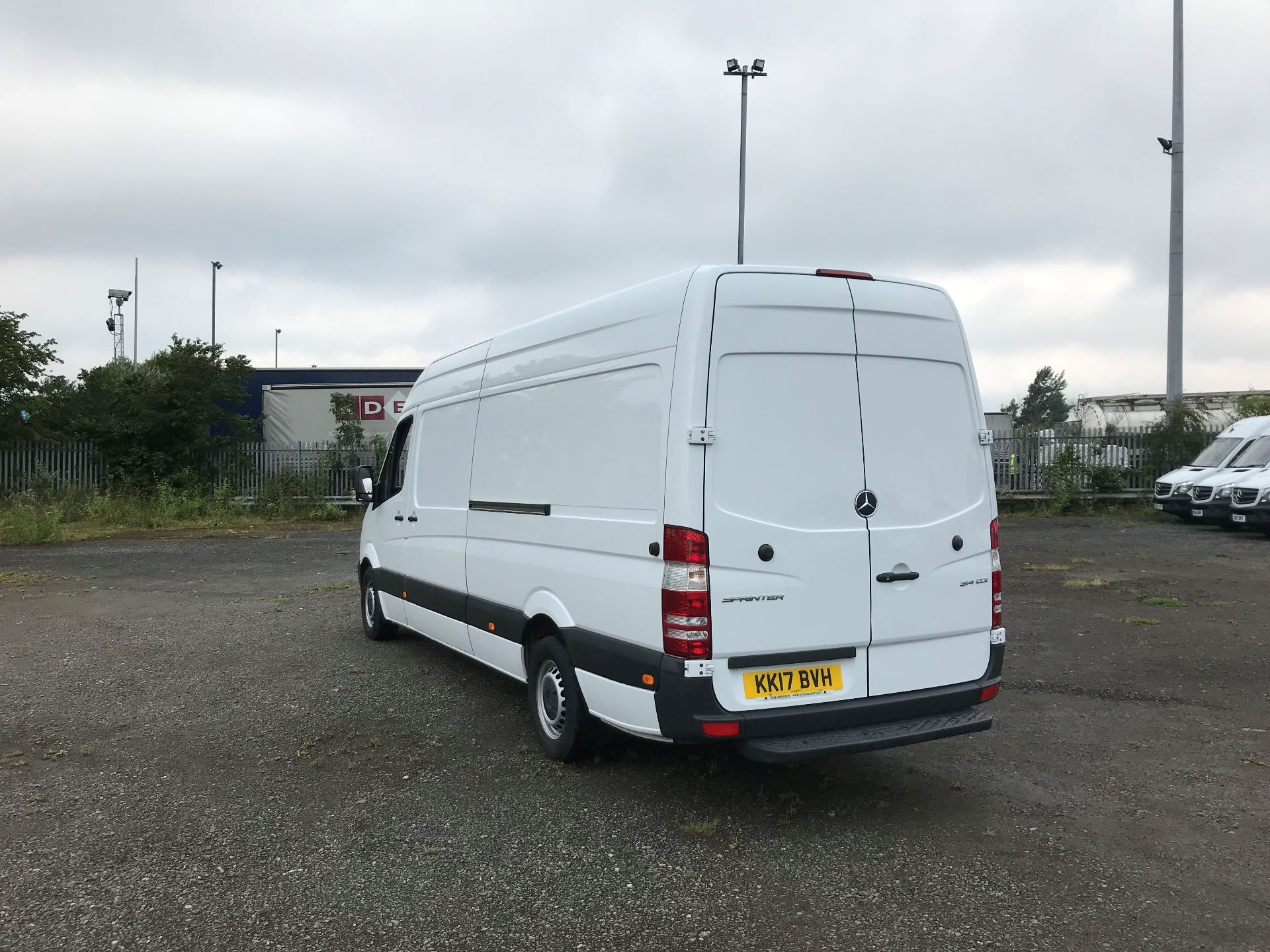 2017 Mercedes-Benz Sprinter 3.5T High Roof Van (KK17BVH) Image 6