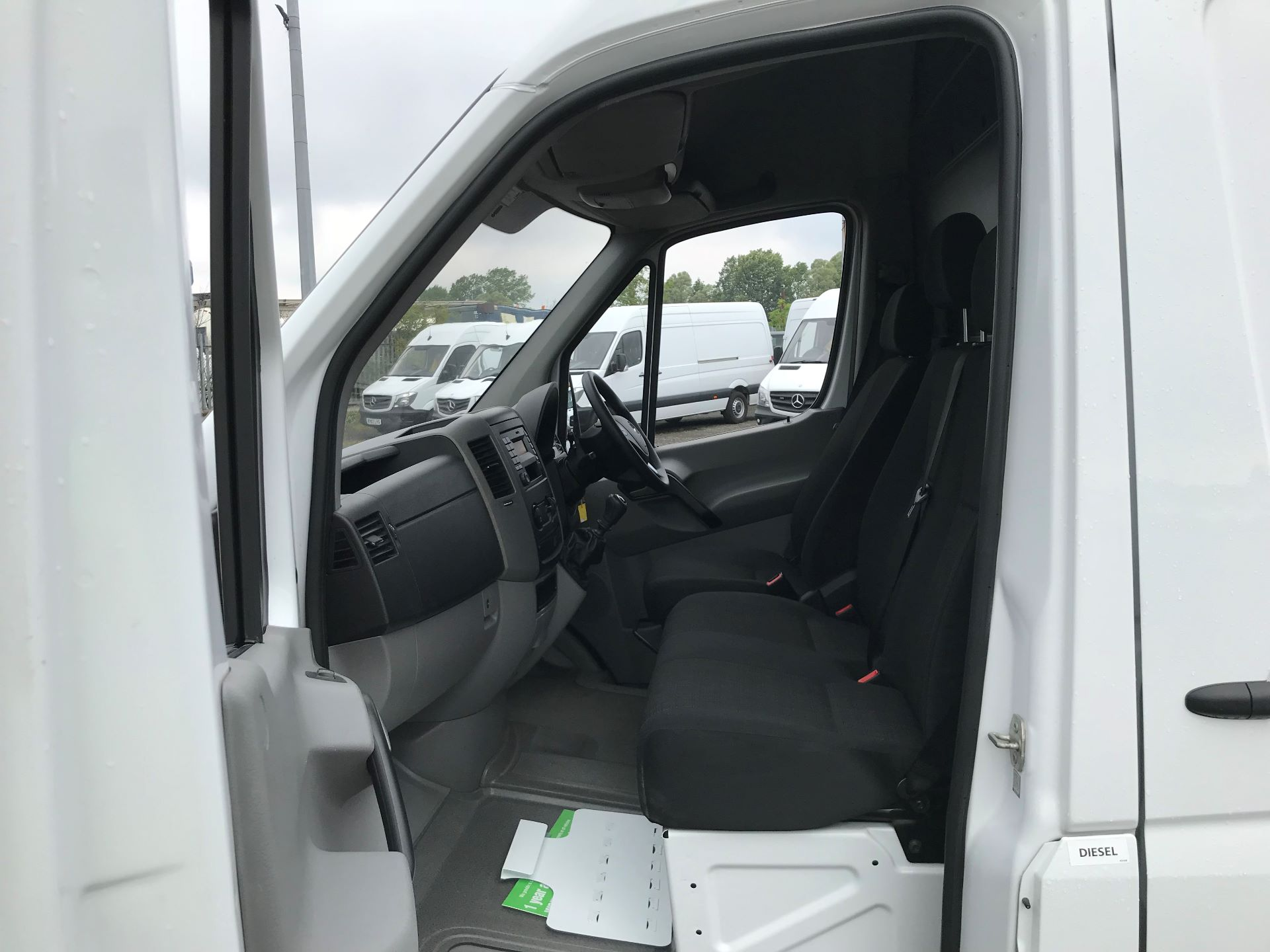 2017 Mercedes-Benz Sprinter 3.5T High Roof Van (KK17BVH) Image 12