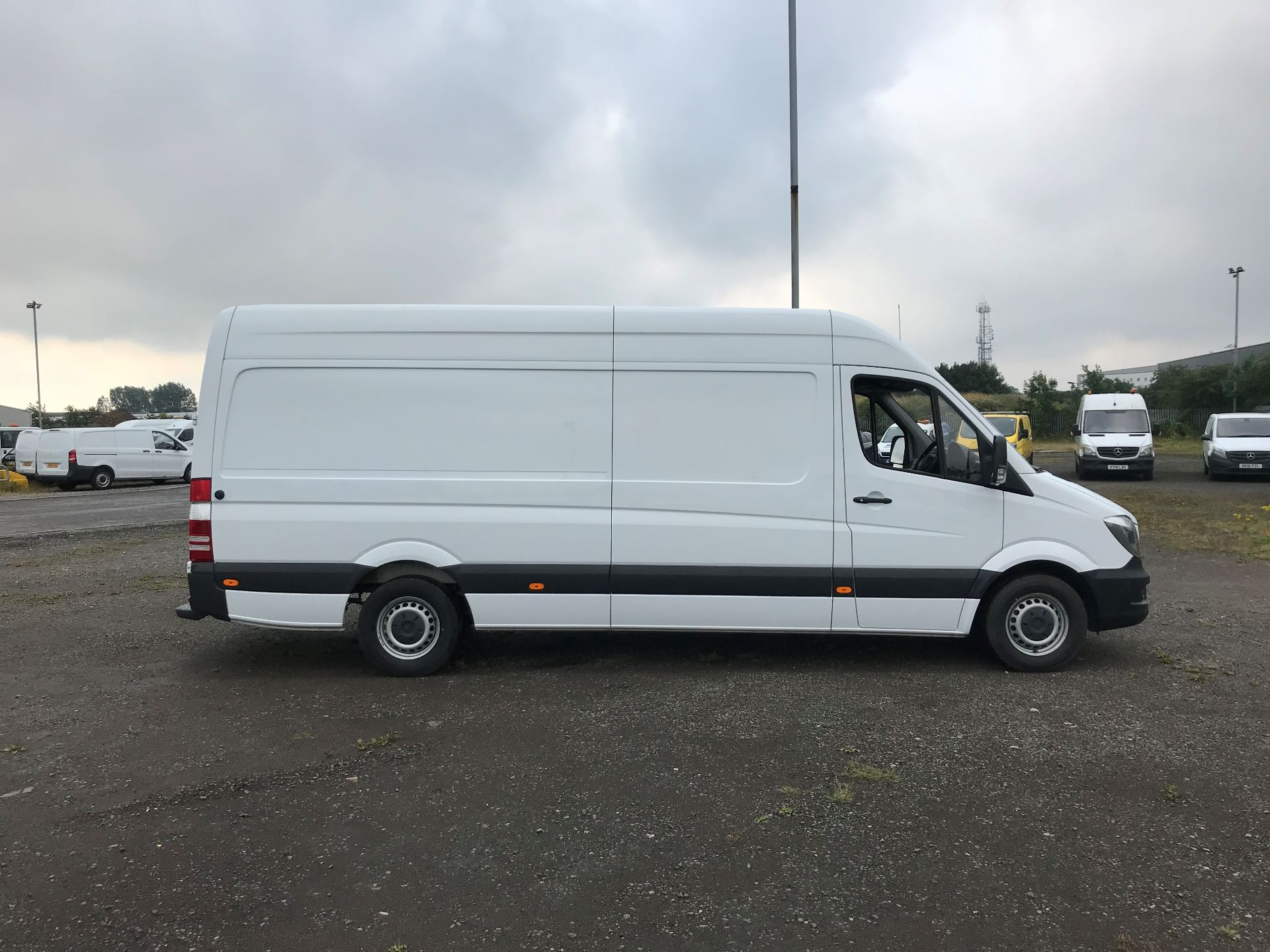 2017 Mercedes-Benz Sprinter 3.5T High Roof Van (KK17BVH) Image 3