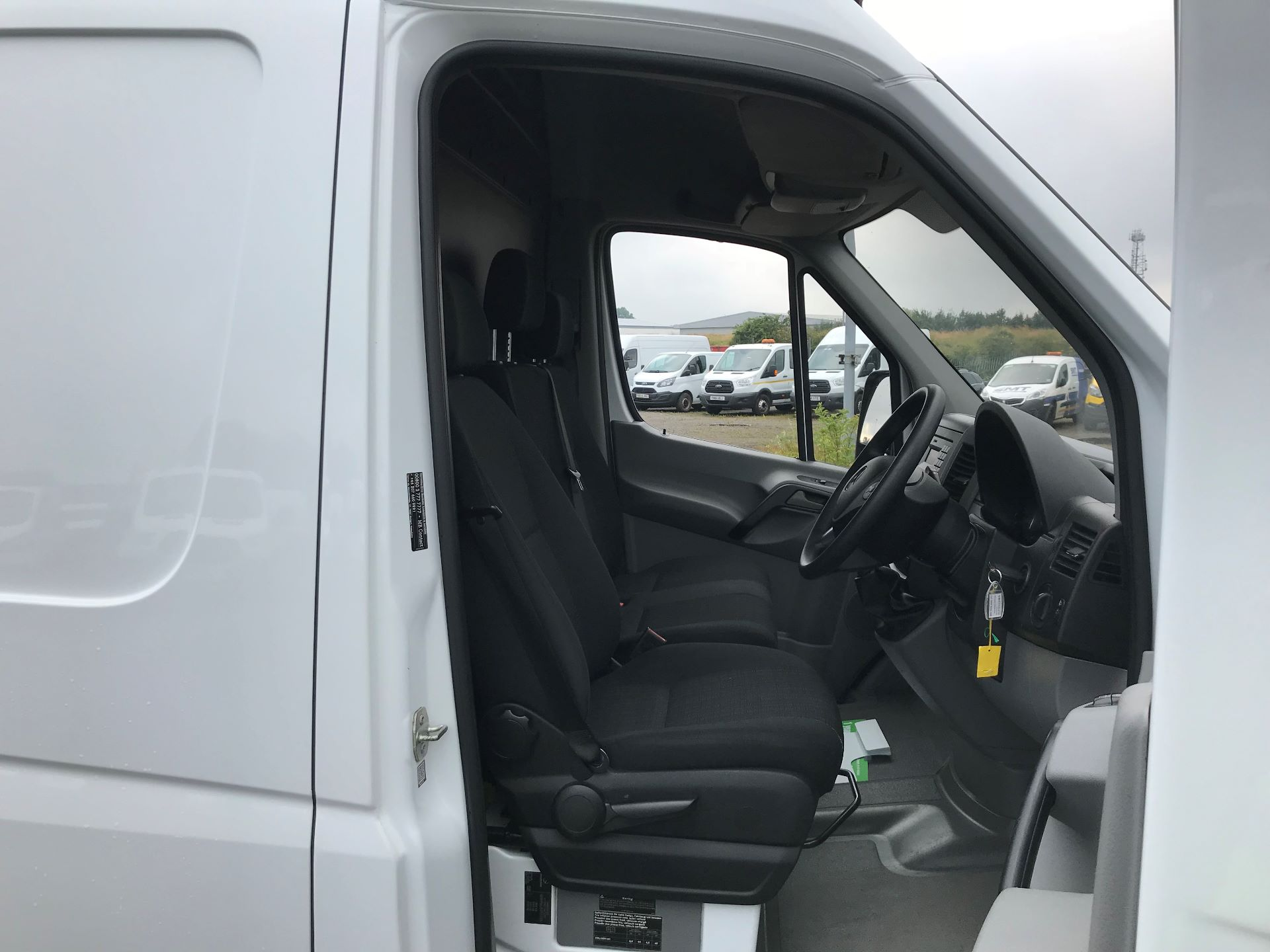 2017 Mercedes-Benz Sprinter 3.5T High Roof Van (KK17BVH) Image 11
