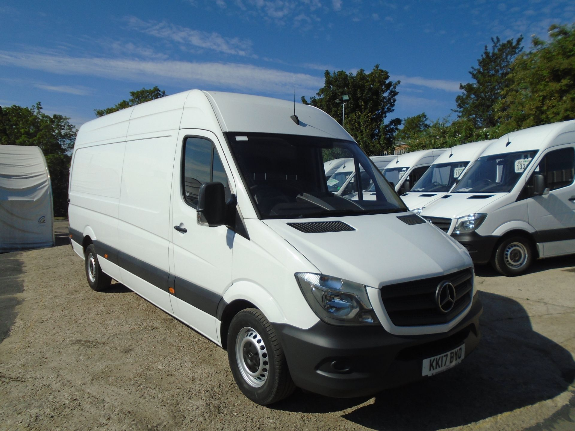 2017 Mercedes-Benz Sprinter 3.5T High Roof Van (KK17BWO)