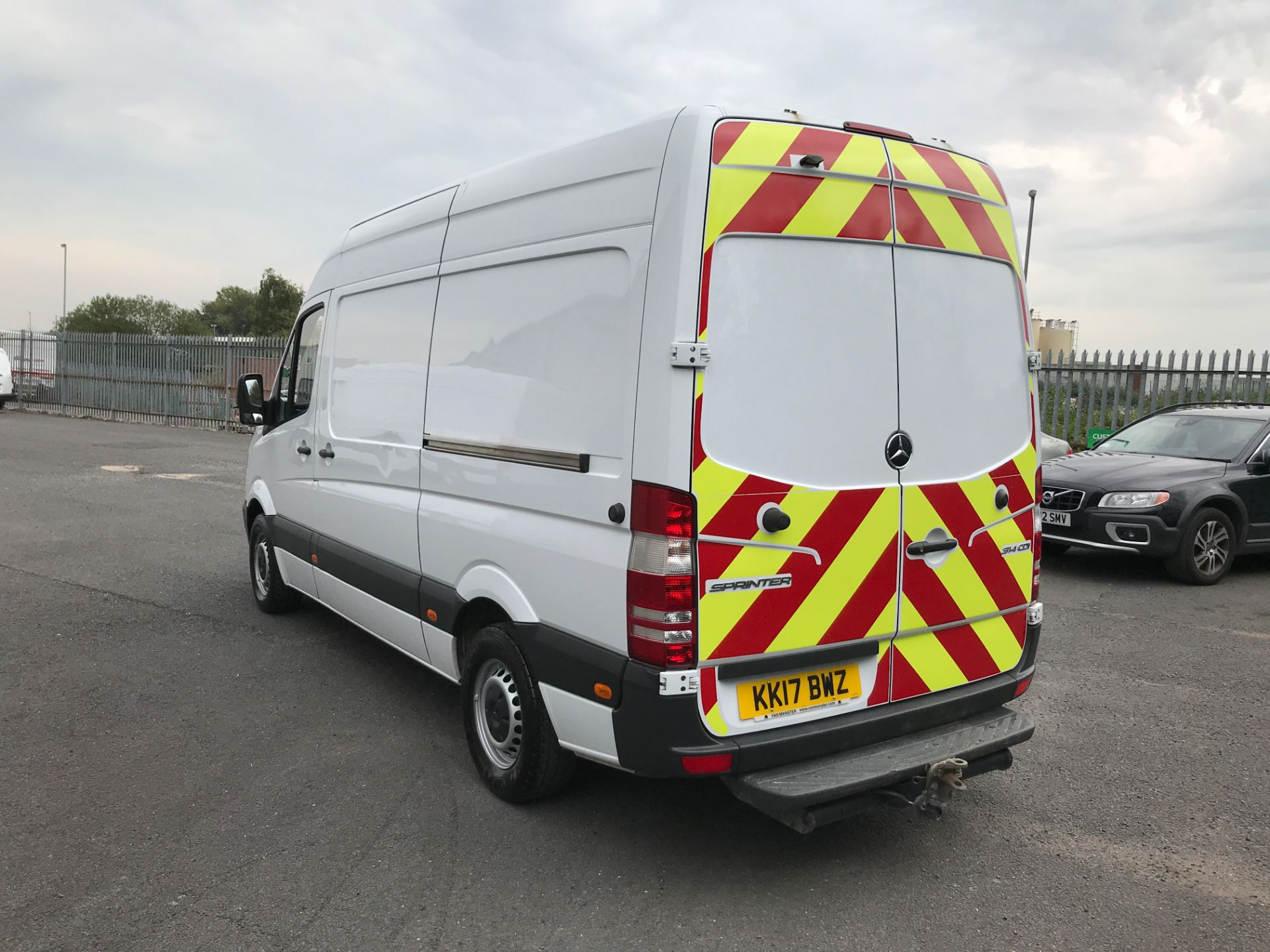 2017 Mercedes-Benz Sprinter 314CDI MWB HIGH ROOF 140PS EURO 6 (KK17BWZ) Image 10