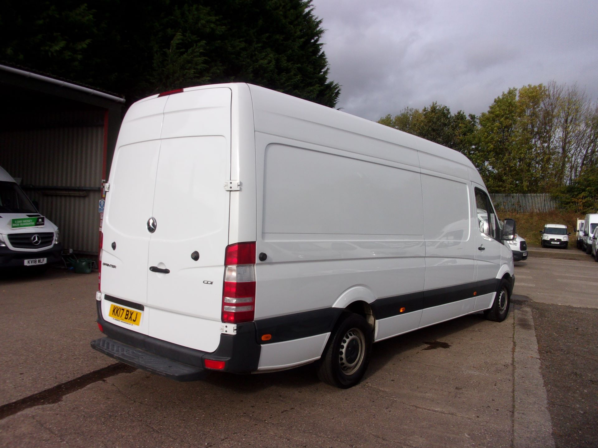 2017 Mercedes-Benz Sprinter 314 CDI LWB HIGH ROOF EURO 6 (KK17BXJ) Image 10