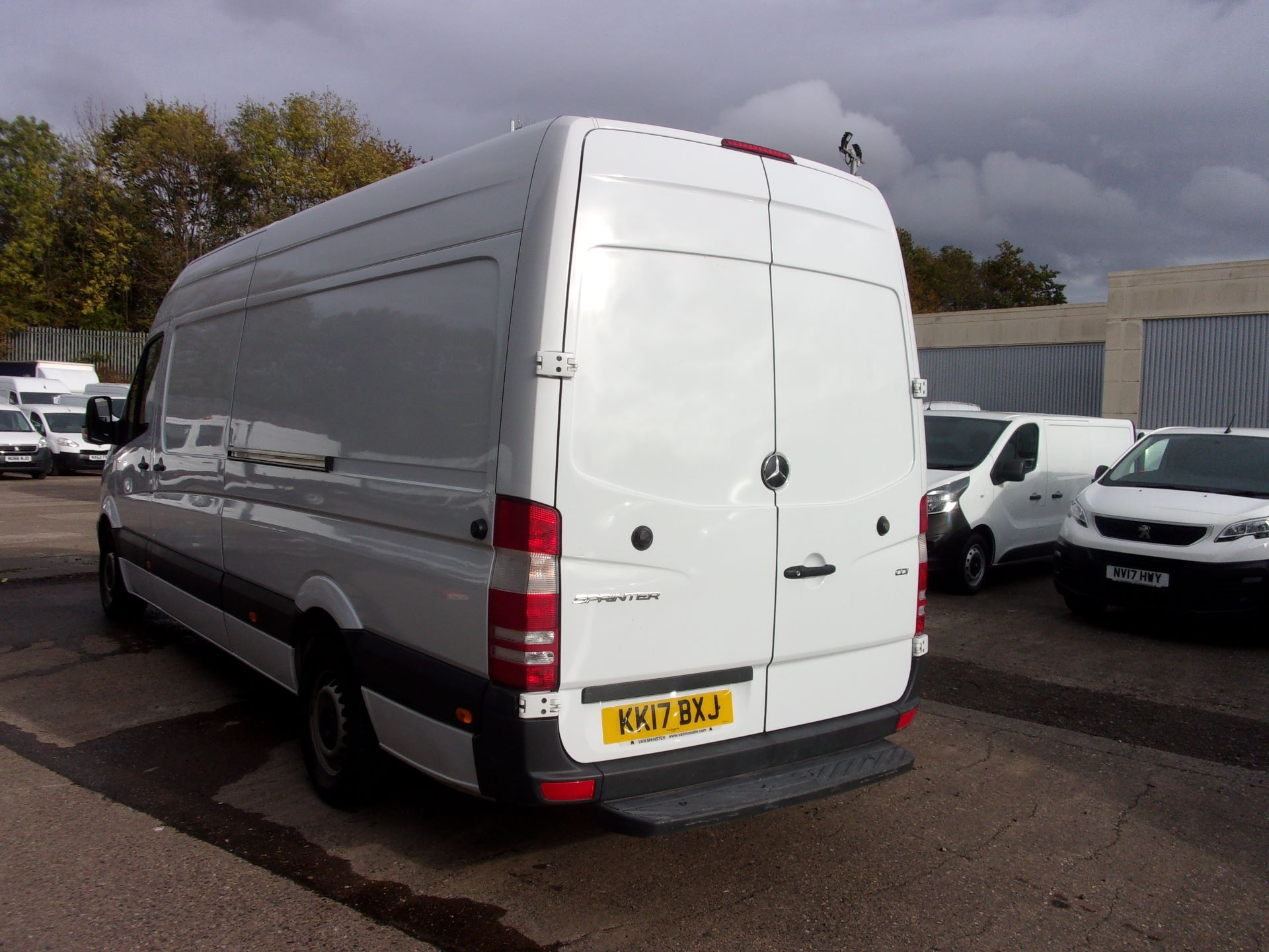 2017 Mercedes-Benz Sprinter 314 CDI LWB HIGH ROOF EURO 6 (KK17BXJ) Image 12